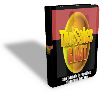 One-call close Sales Training CDs from Sales GIANT Training